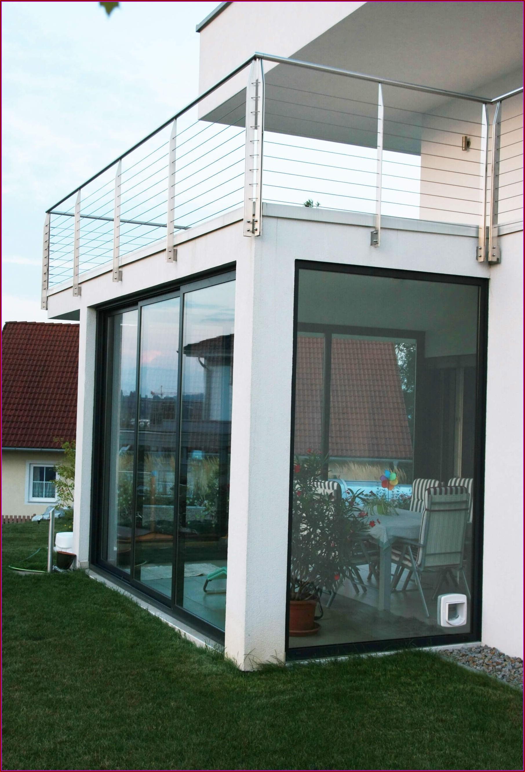 Zäune Für Kleine Terrassen