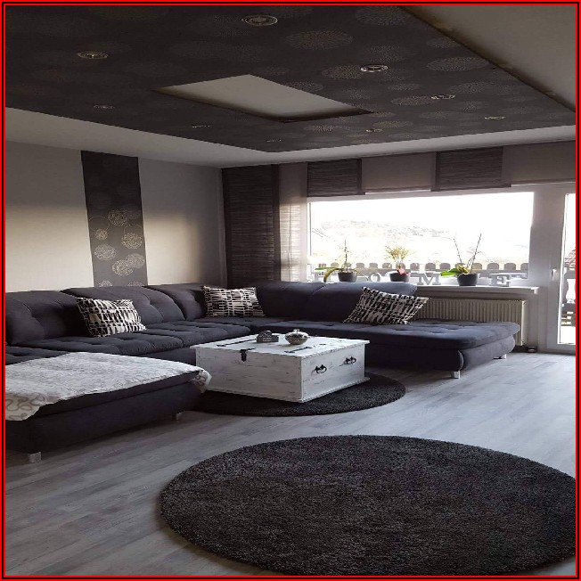 Einrichtung Großes Wohnzimmer