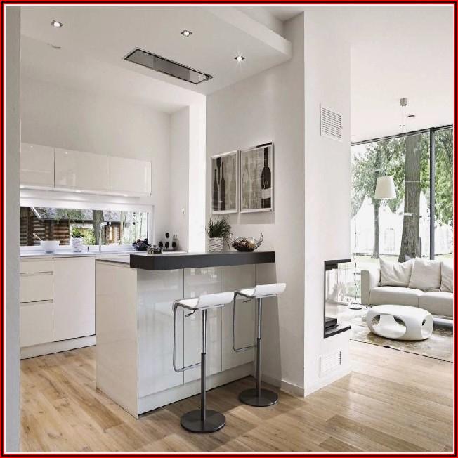 Offene Küche Esszimmer Wohnzimmer Grundriss