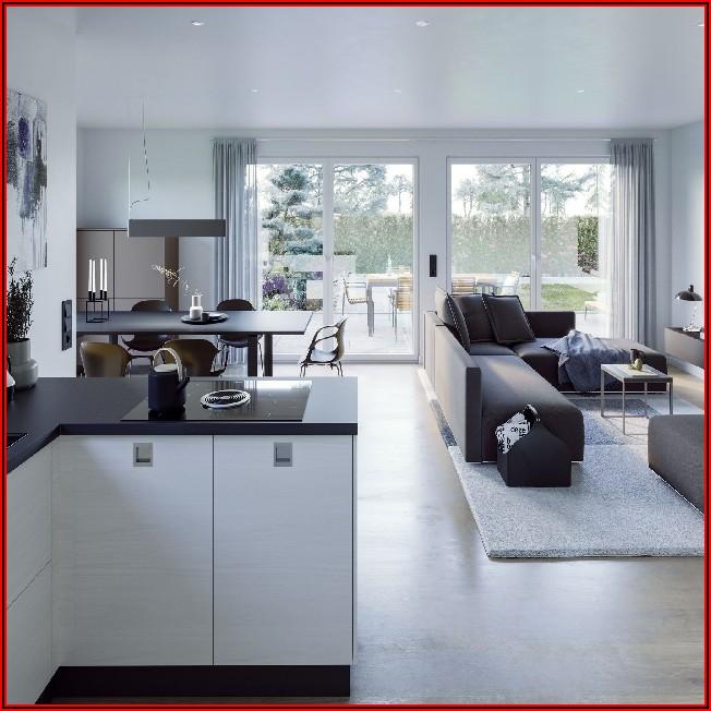 Offene Küche Wohnzimmer Esszimmer