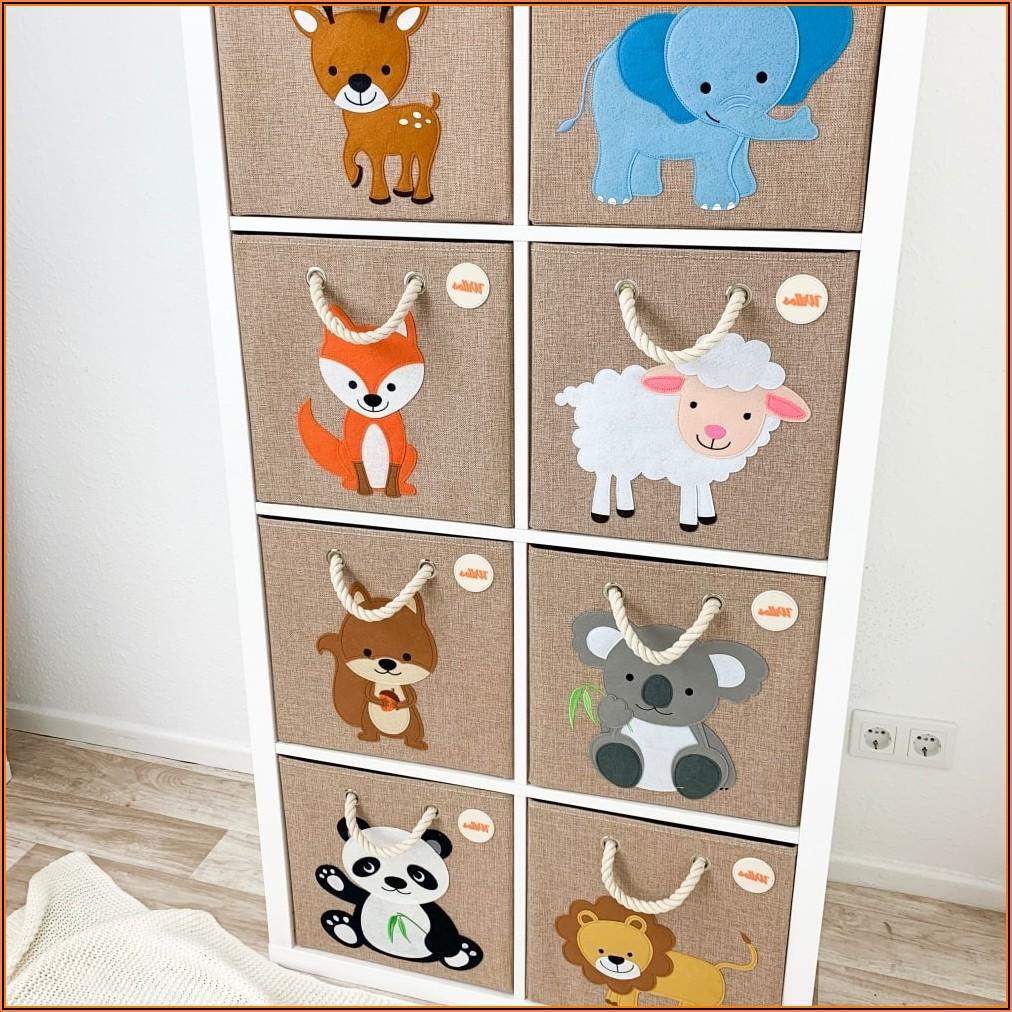 Aufbewahrungsbox Kinderzimmer Mit Deckel