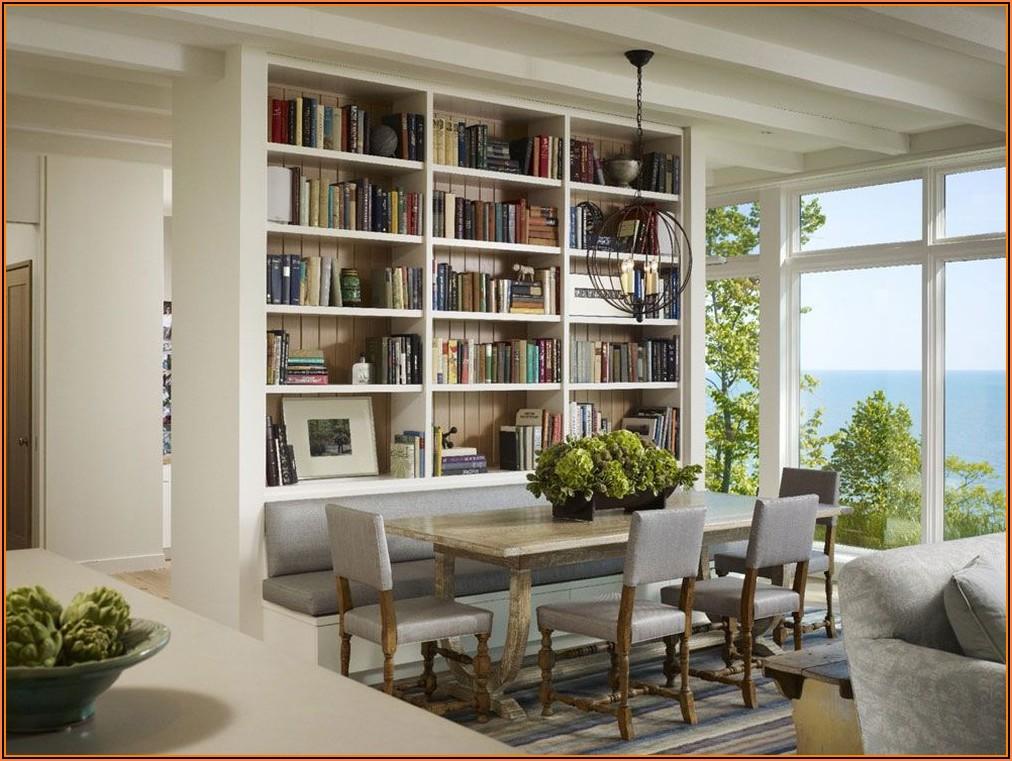 Aufteilung Wohnzimmer Esszimmer