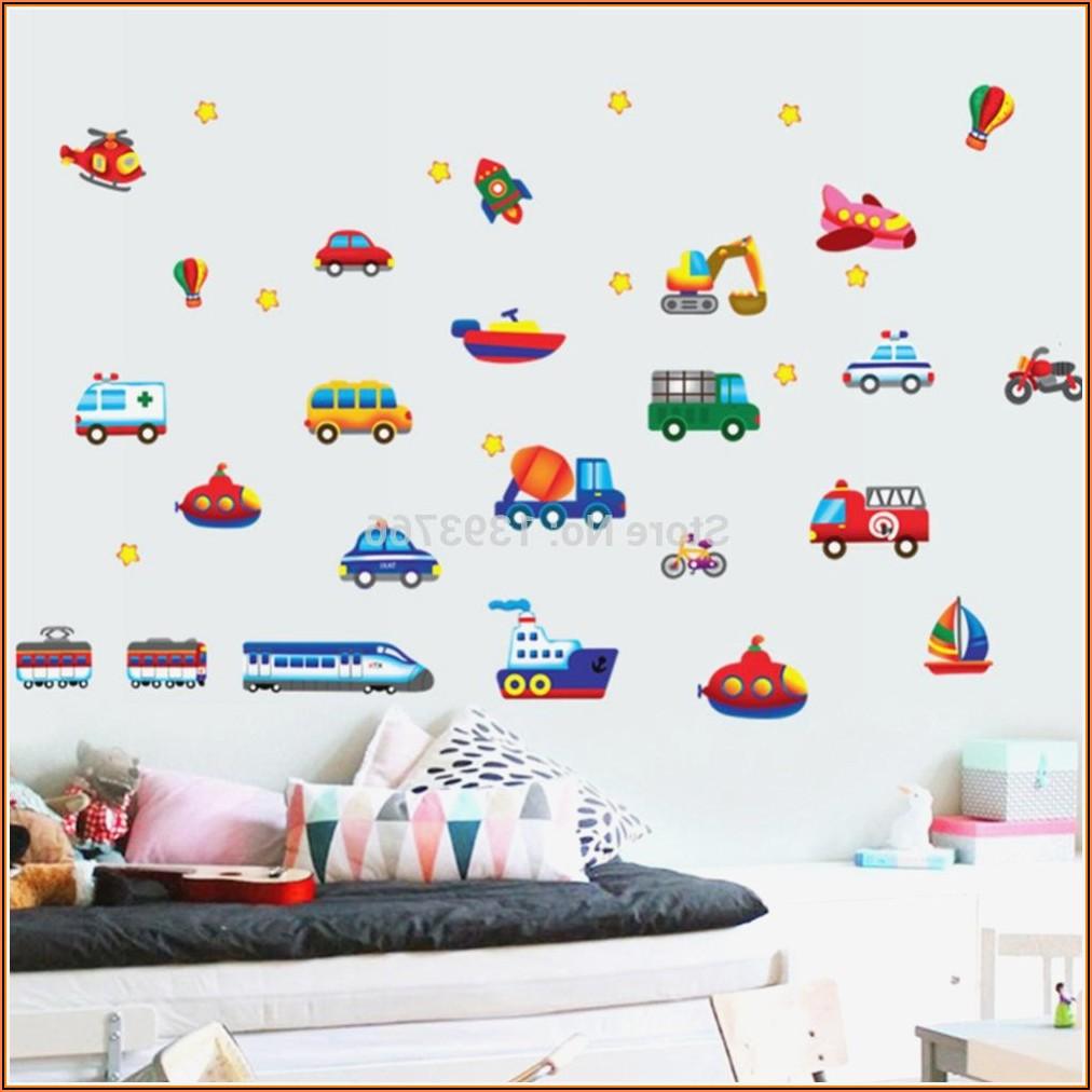 Auto Bilder Kinderzimmer