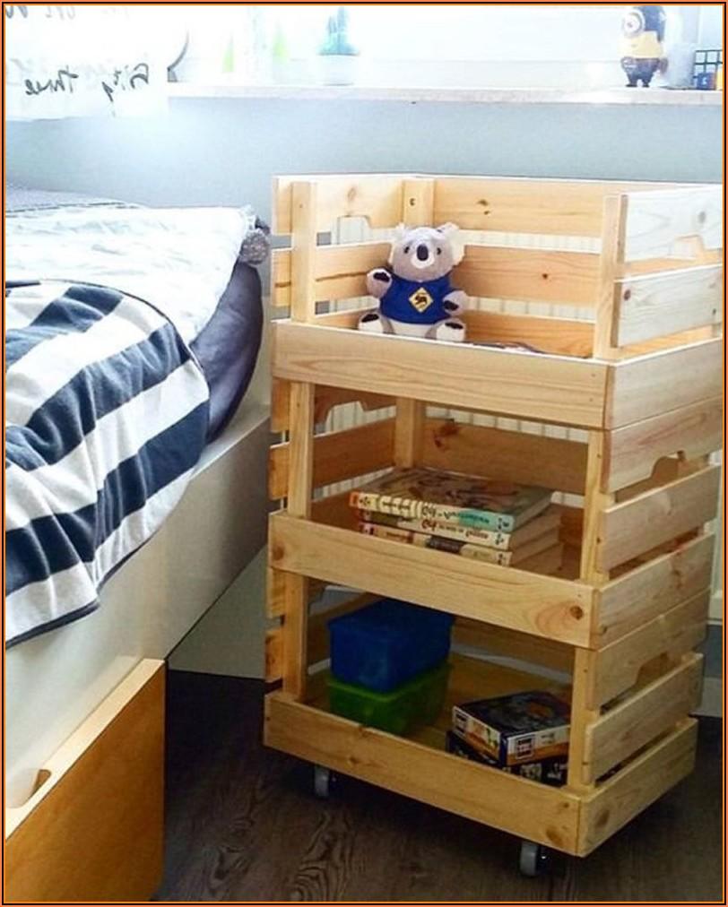 Bücherregal Für Kinderzimmer Selber Bauen