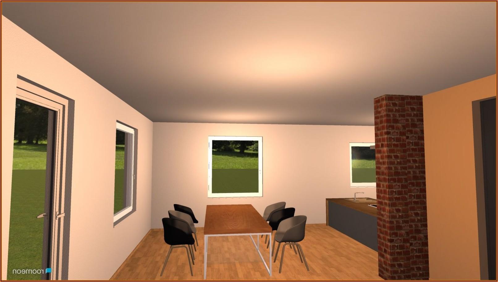 Design Wohn Esszimmer
