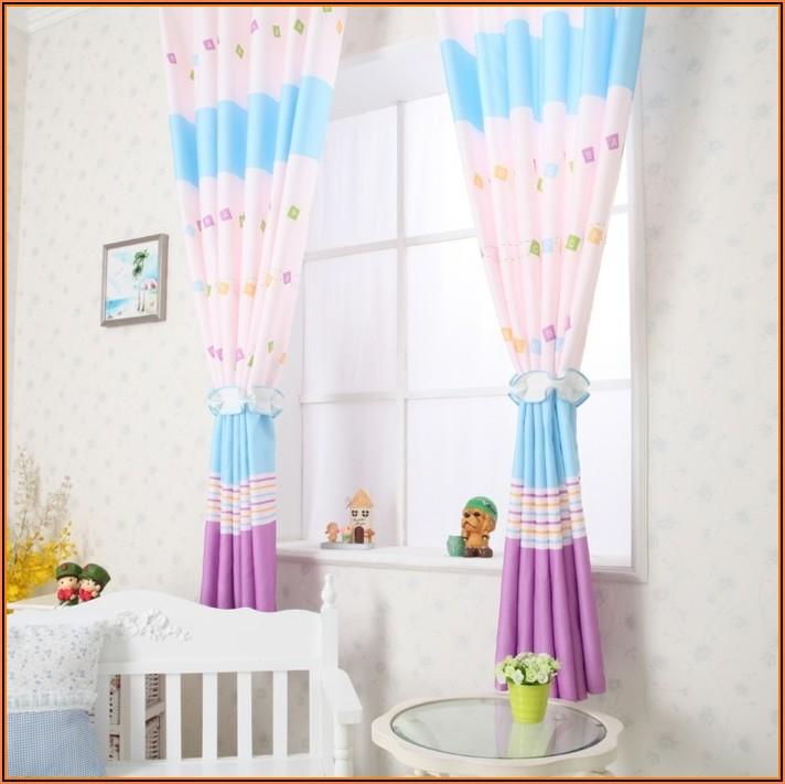 Fenster Gardinen Für Kinderzimmer