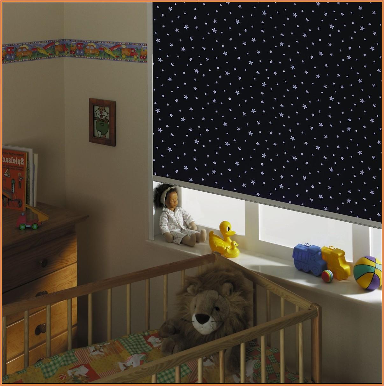 Fenster Rollos Kinderzimmer