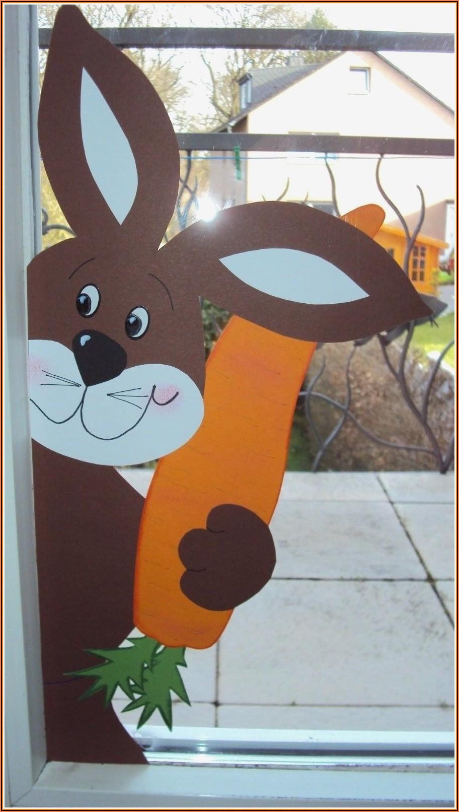 Fensterbilder Kinderzimmer Selber Basteln