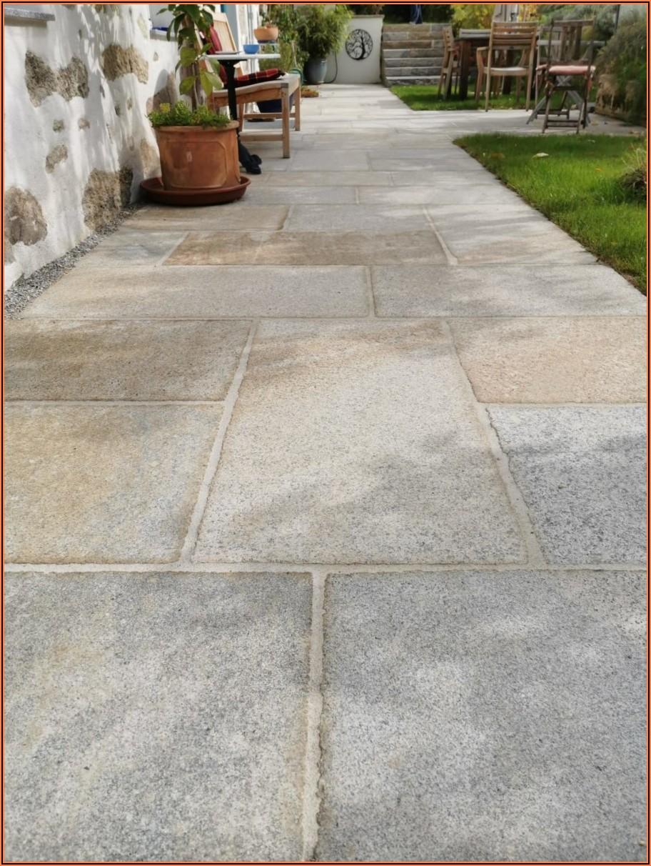 Granitplatten Terrasse Bilder