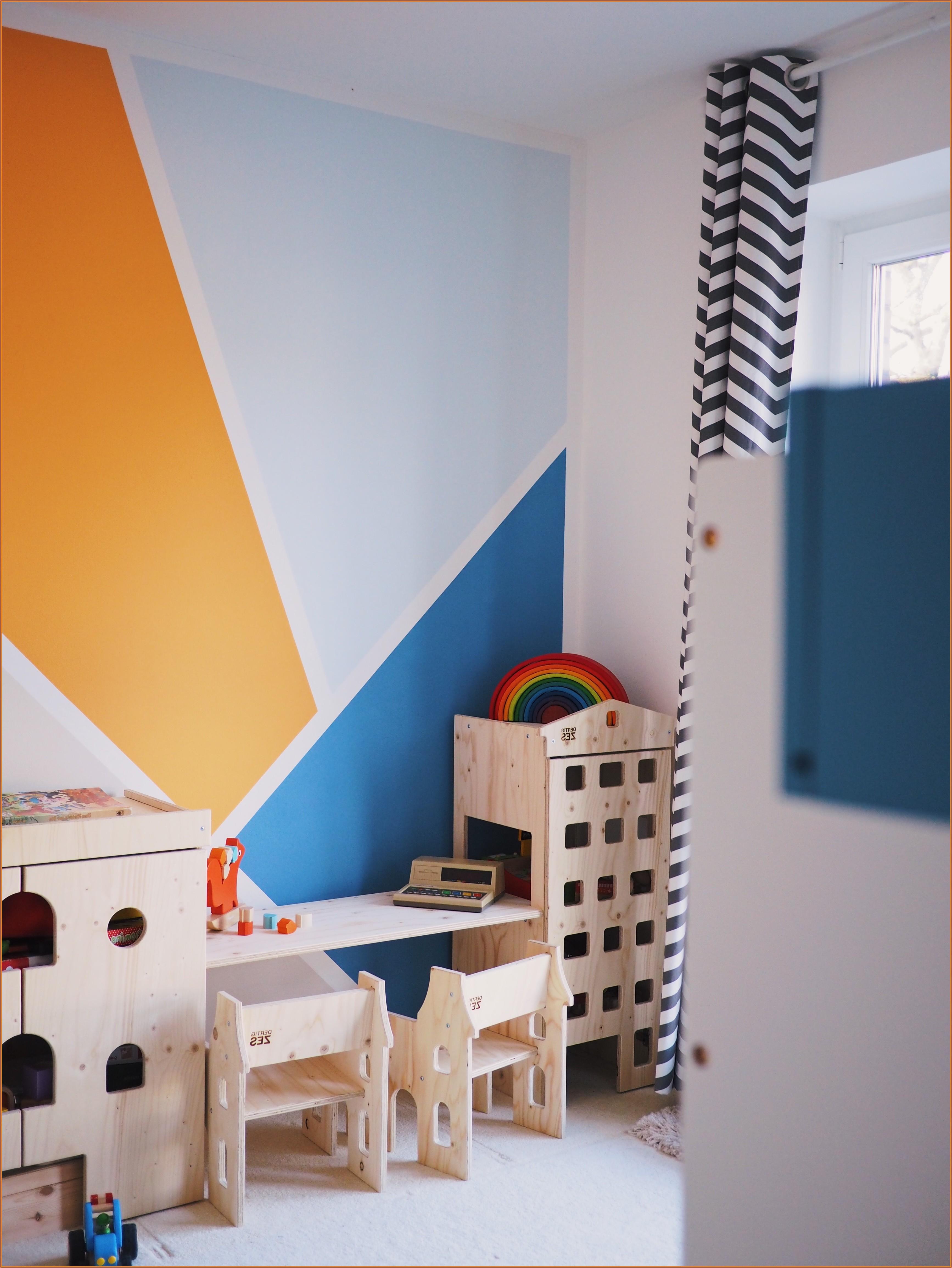 Ideen Für Kinderzimmer Streichen