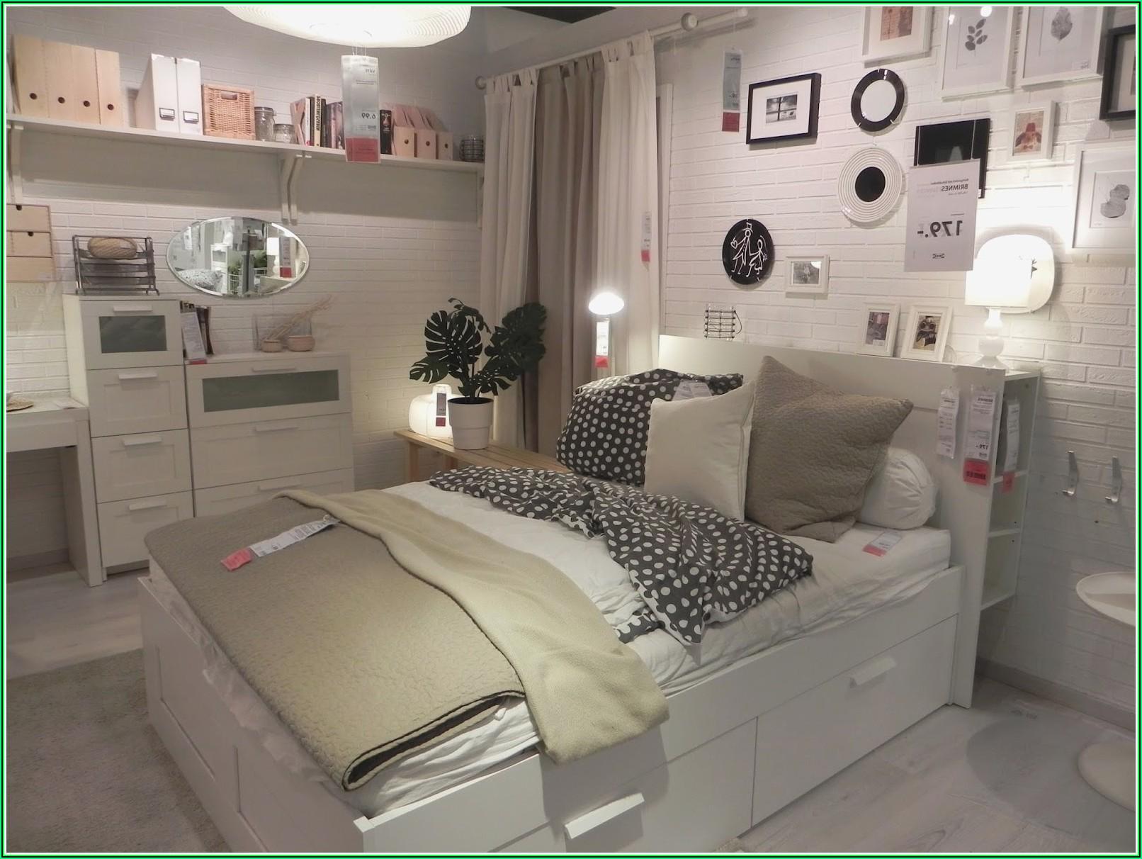 Ikea Kleines Schlafzimmer Inspiration