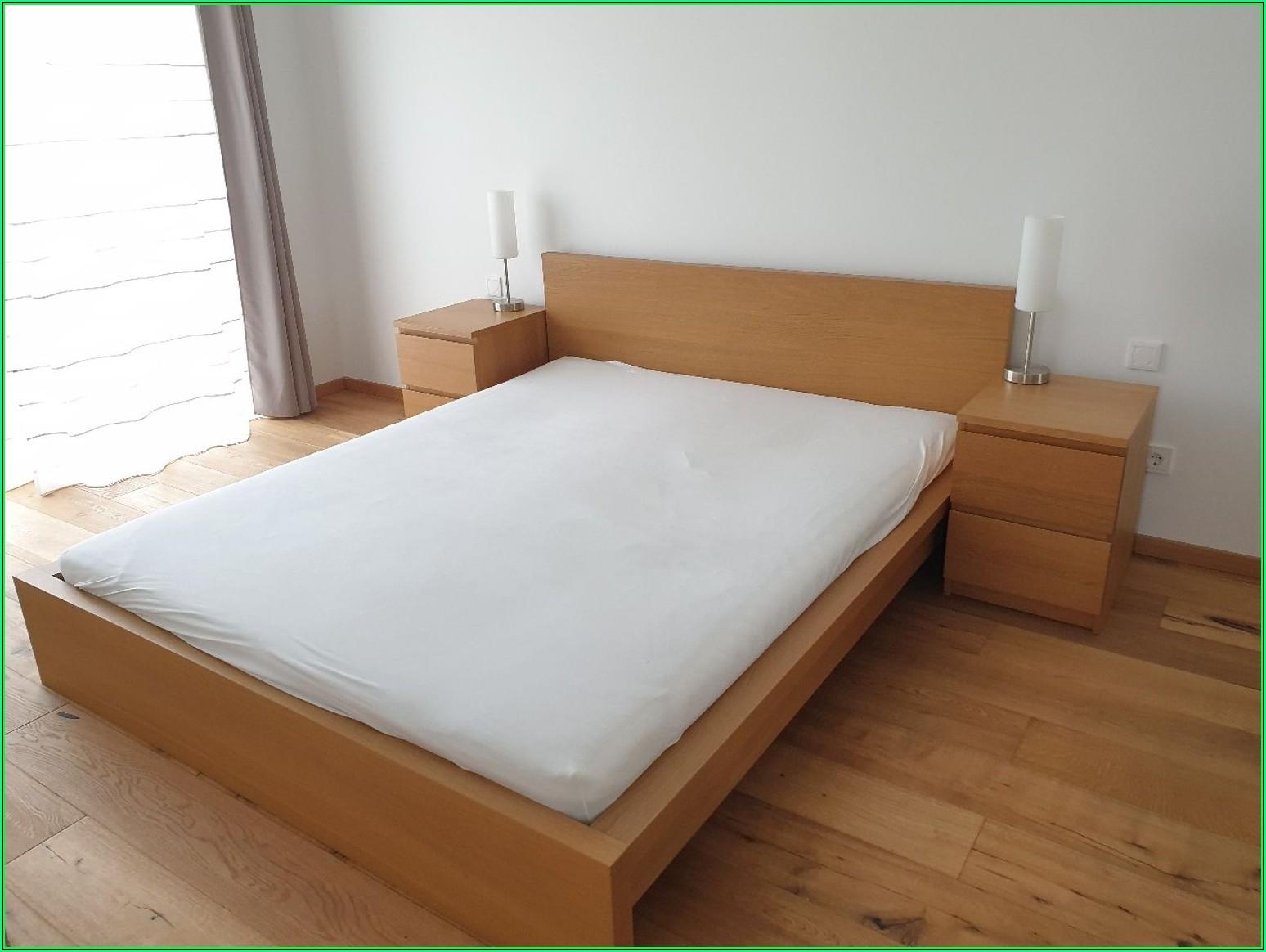 Ikea Malm Schlafzimmer