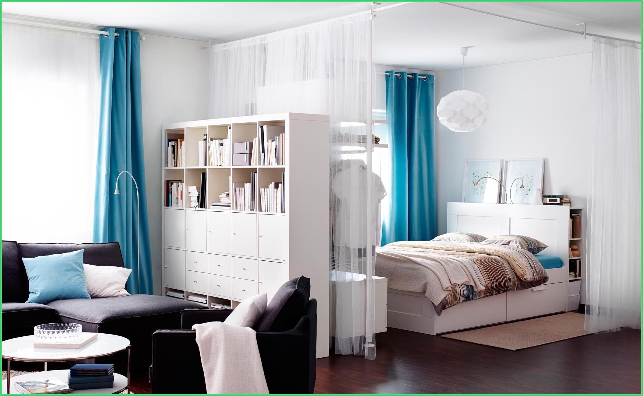 Ikea Raumteiler Schlafzimmer