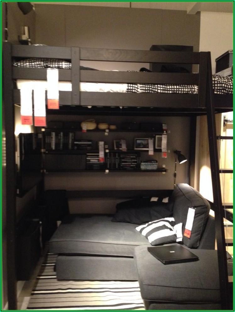 Ikea Schlafzimmer Hochbett