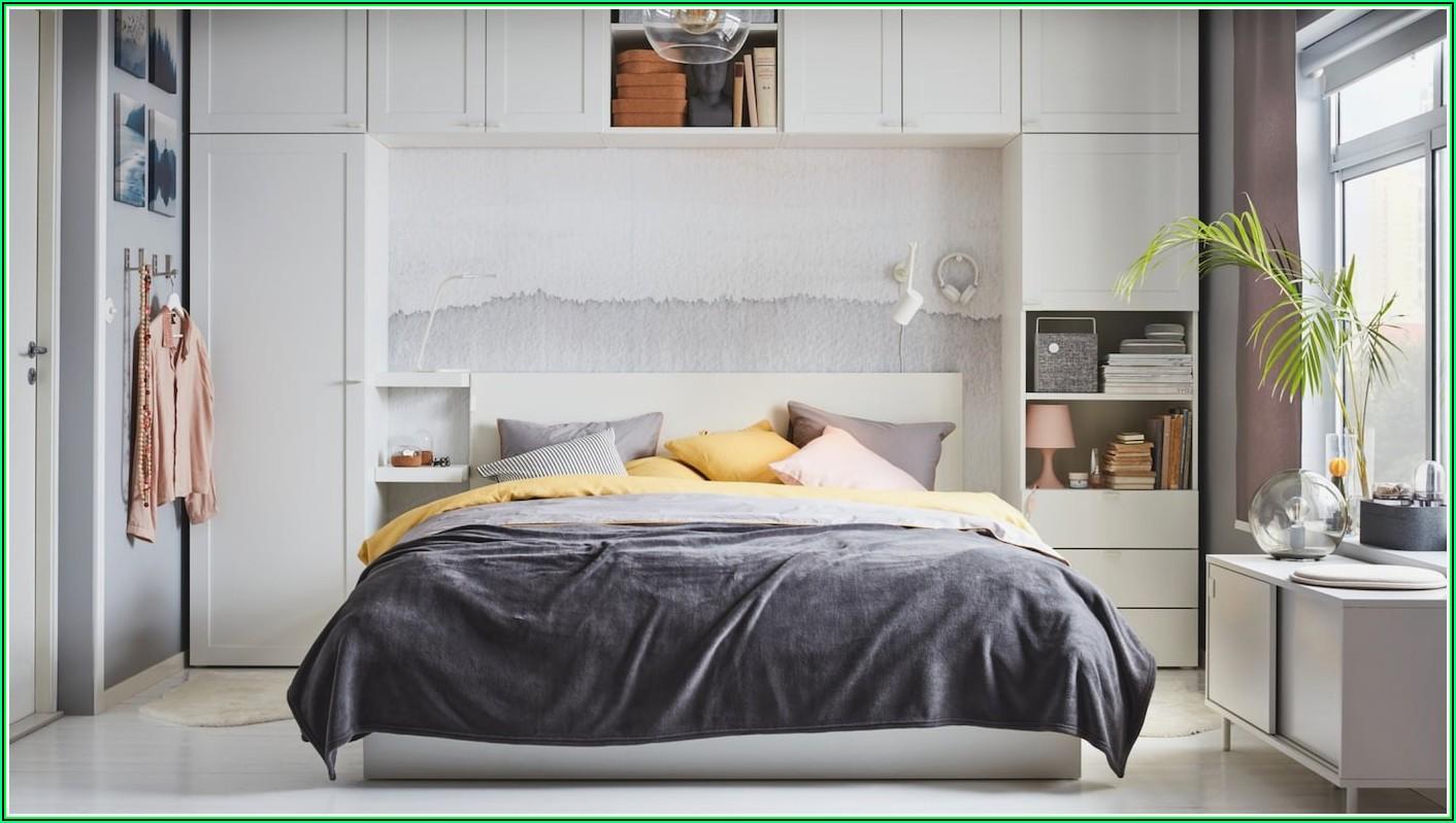 Ikea Schlafzimmer Holz