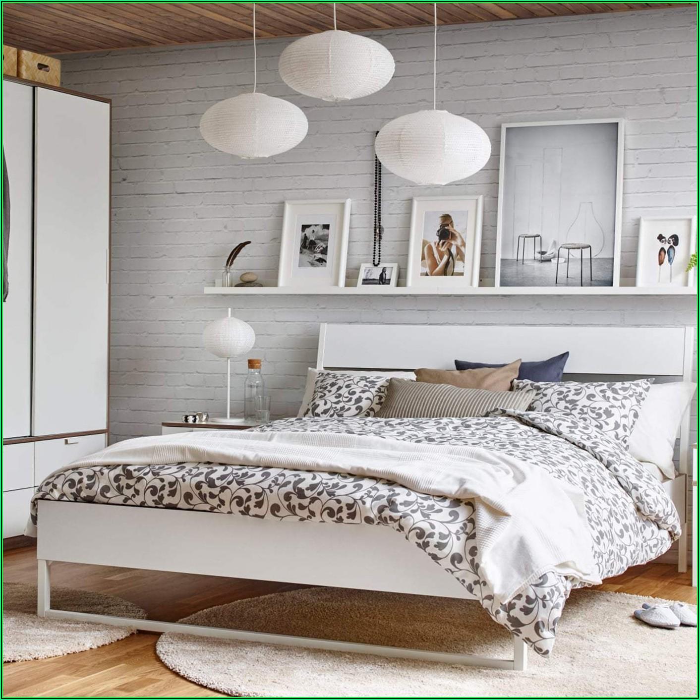 Ikea Schlafzimmer Rustikal