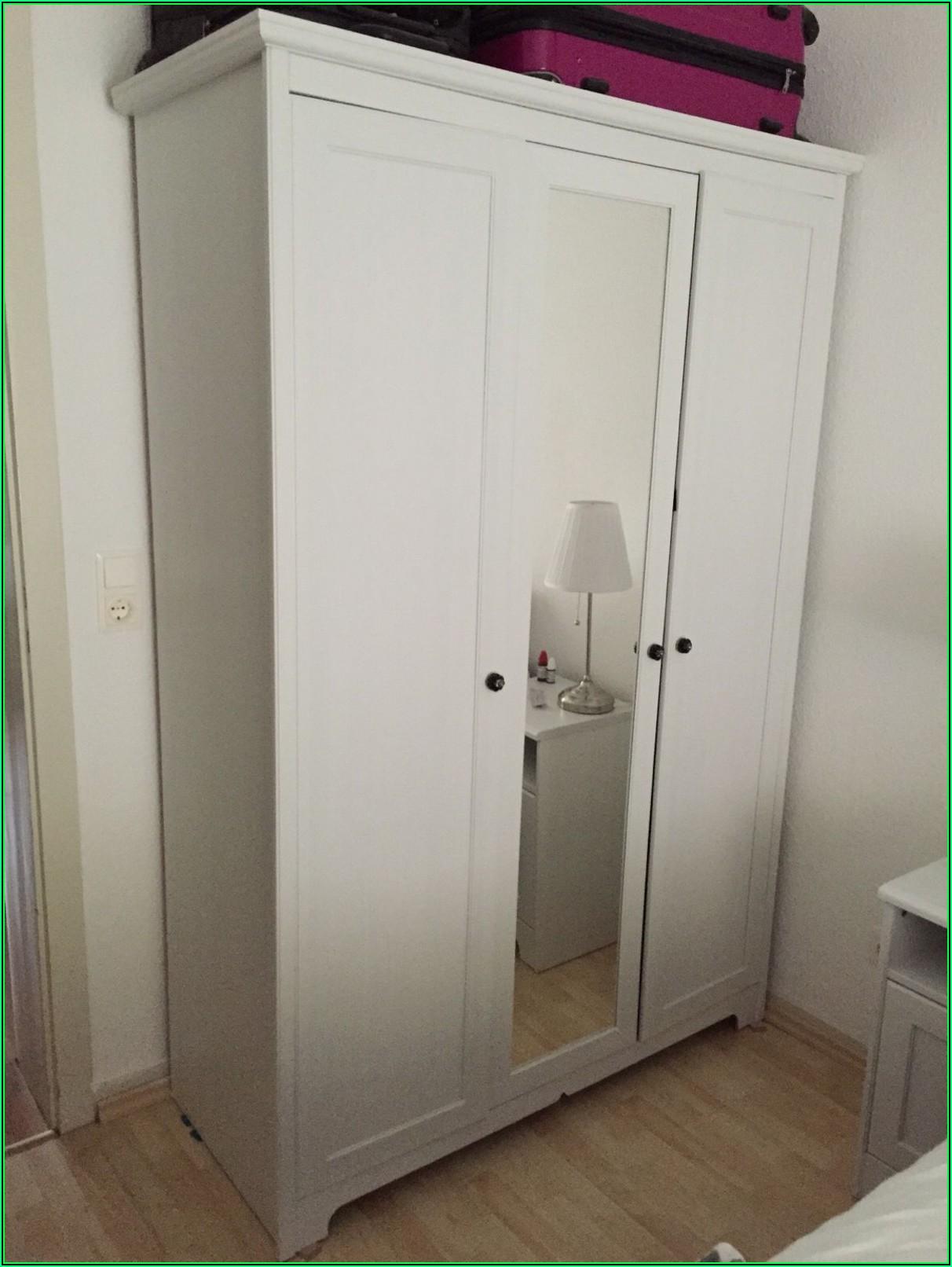 Ikea Schlafzimmer Schrank Weiß
