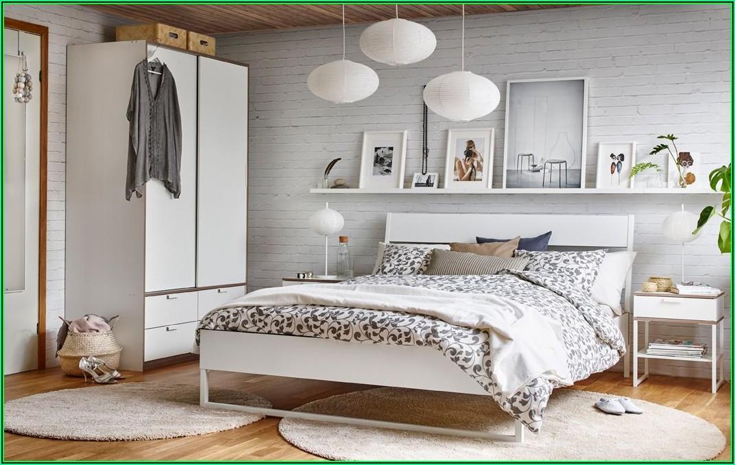 Ikea Schlafzimmer Trysil