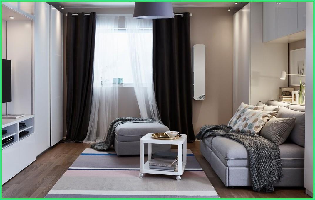 Ikea Wohn Schlafzimmer