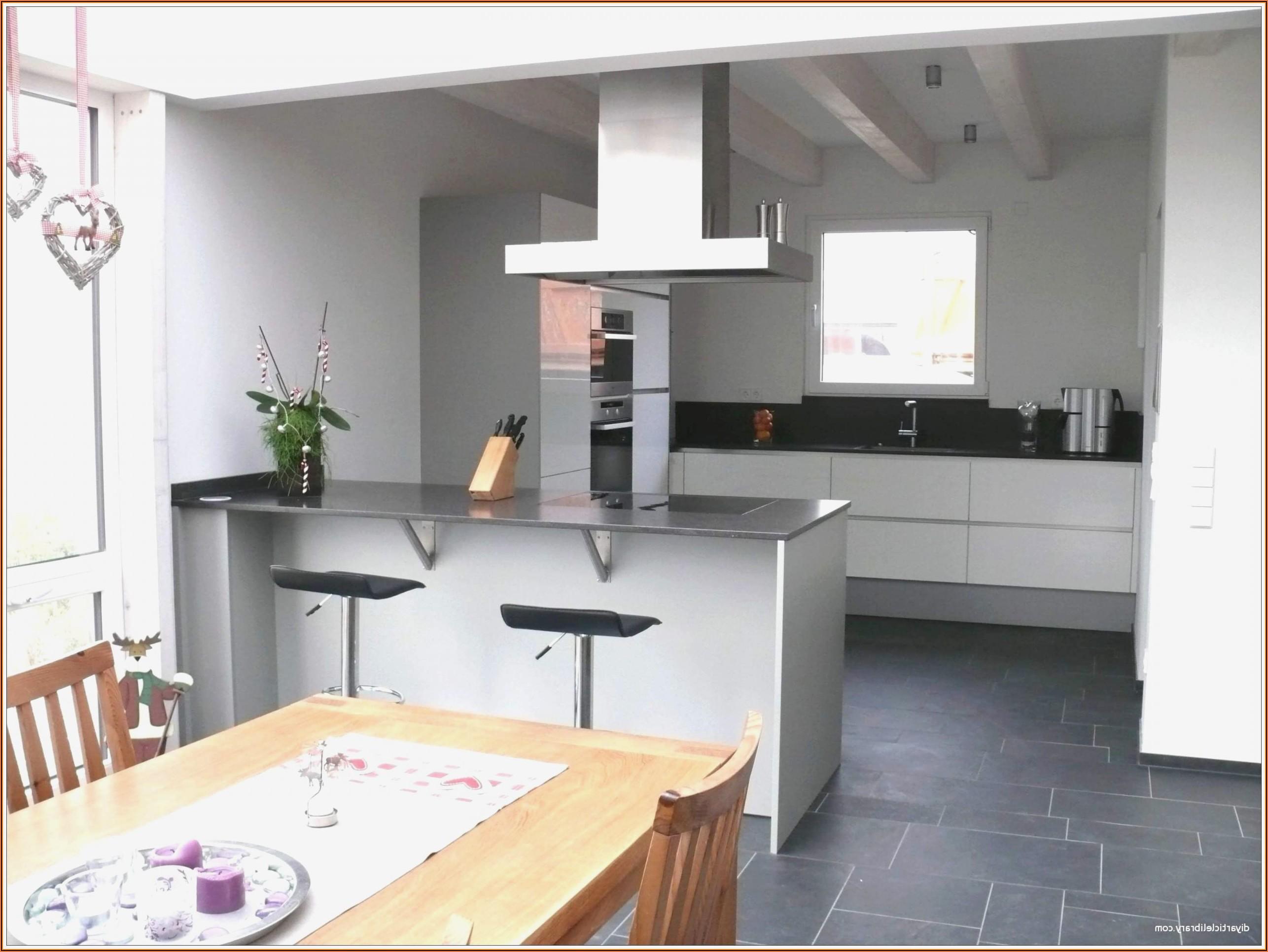 Küche Esszimmer Wohnzimmer In Einem Raum Grundriss