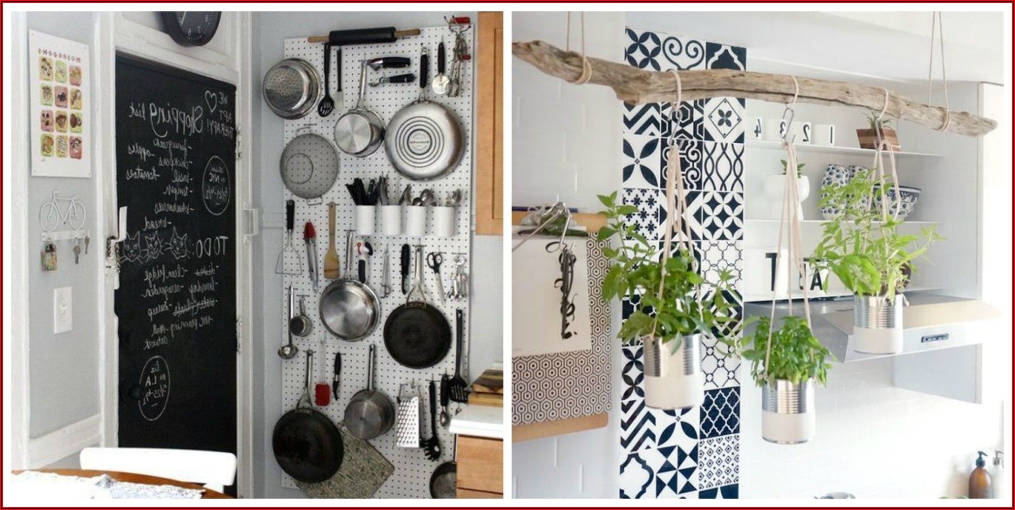 Küchen Ideen Verstauen