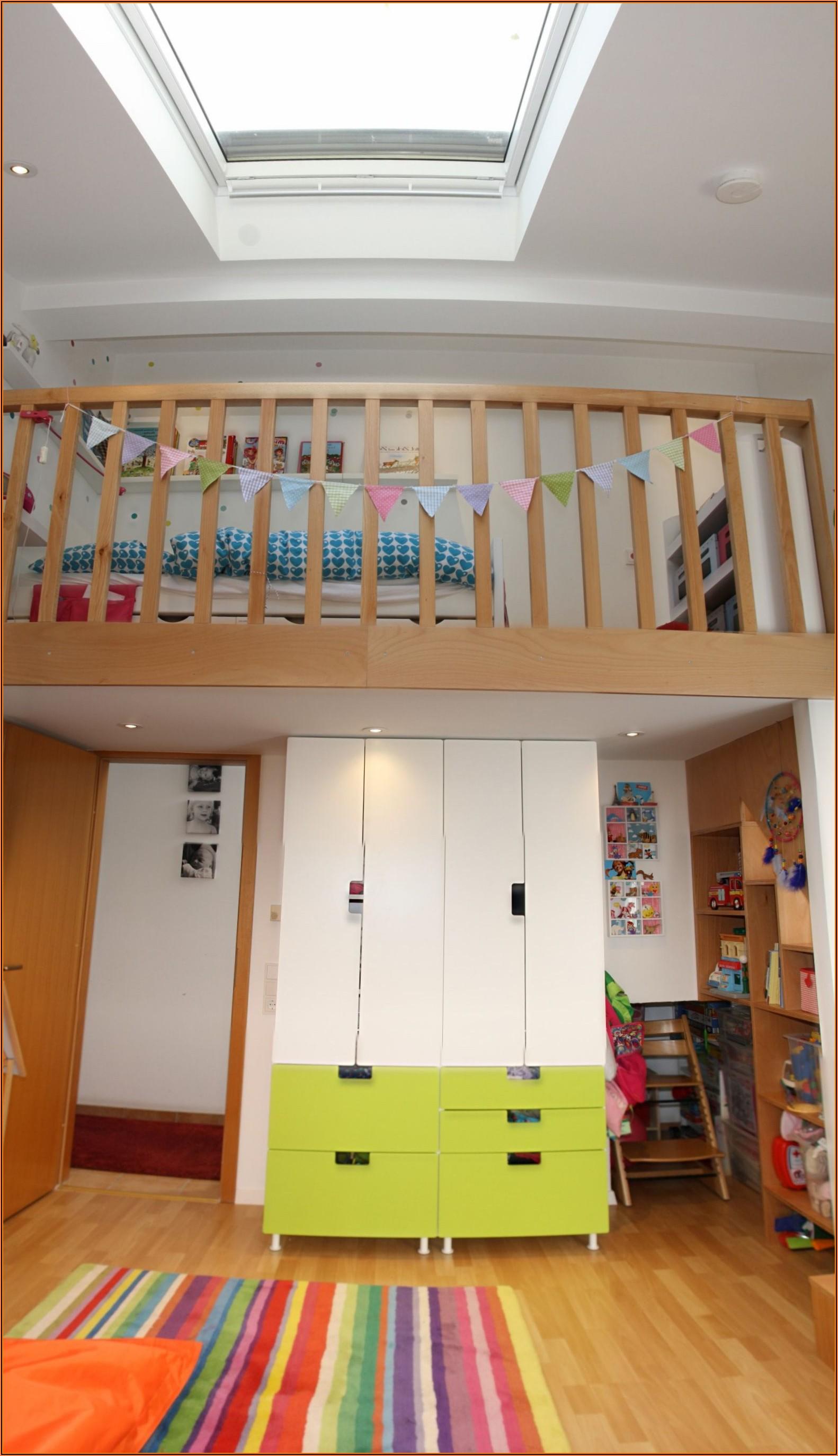Kinderzimmer 2. Ebene Einbauen