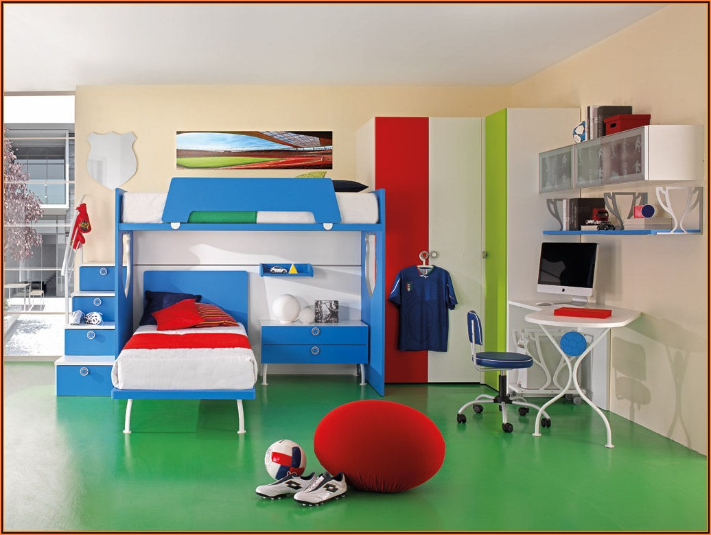 Kinderzimmer Deko Junge 9 Jahre