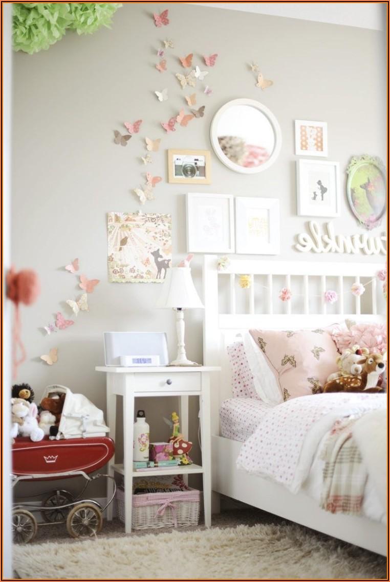 Kinderzimmer Deko Mädchen
