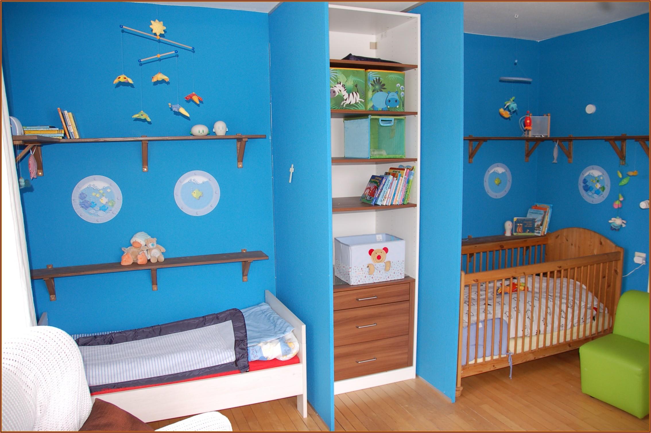 Kinderzimmer Für 2 Kleinkinder Einrichten