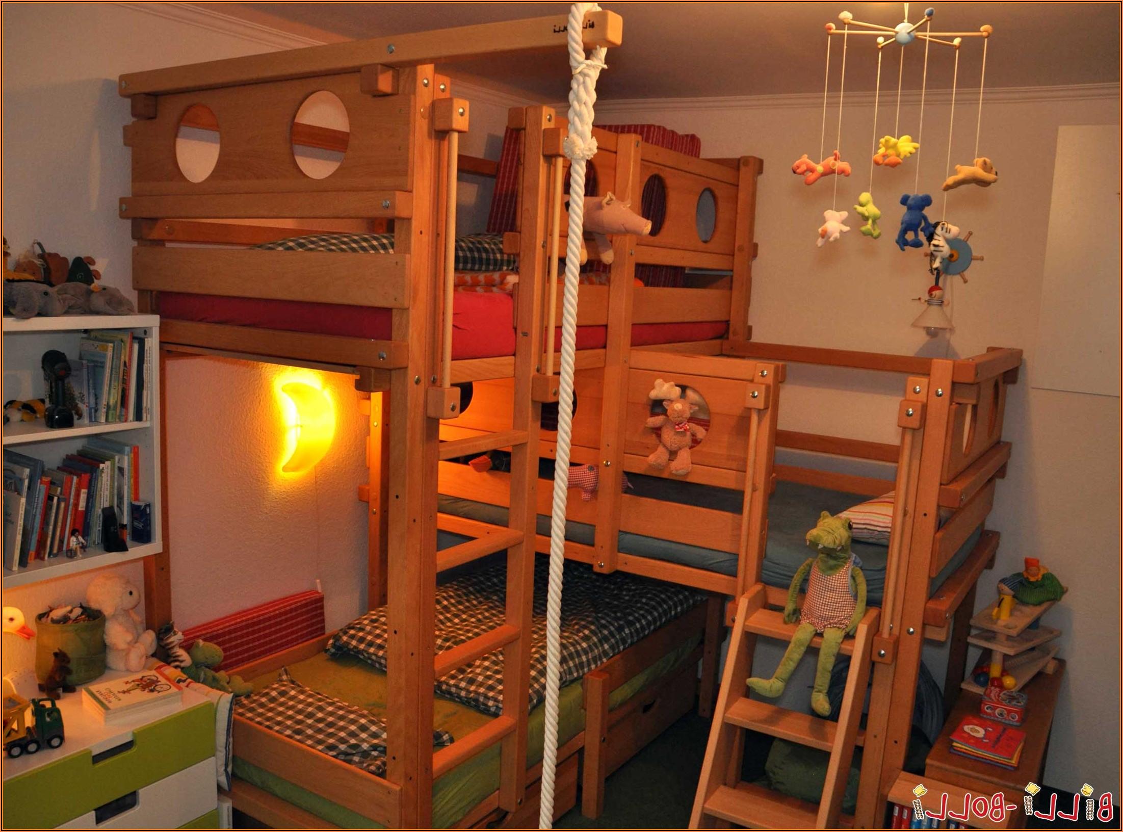 Kinderzimmer Für 4 Kinder
