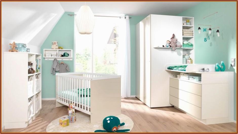 Kinderzimmer Grau Mint Streichen