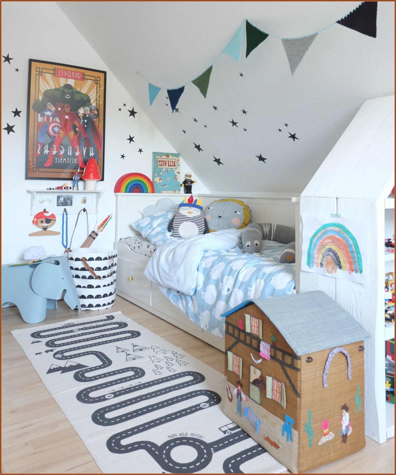 Kinderzimmer Ideen Junge 2 Jahre