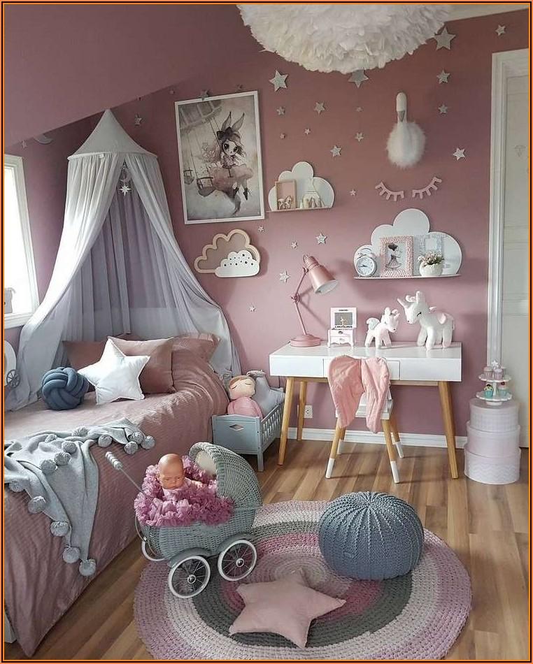 Kinderzimmer Ideen Mädchen 7 Jahre