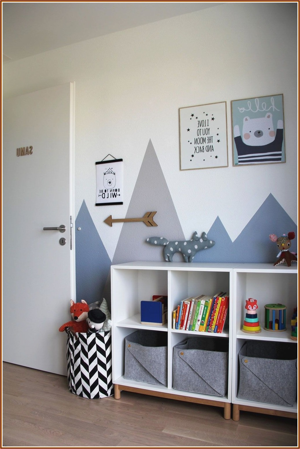Kinderzimmer Junge Farblich Gestalten Kinderzimme