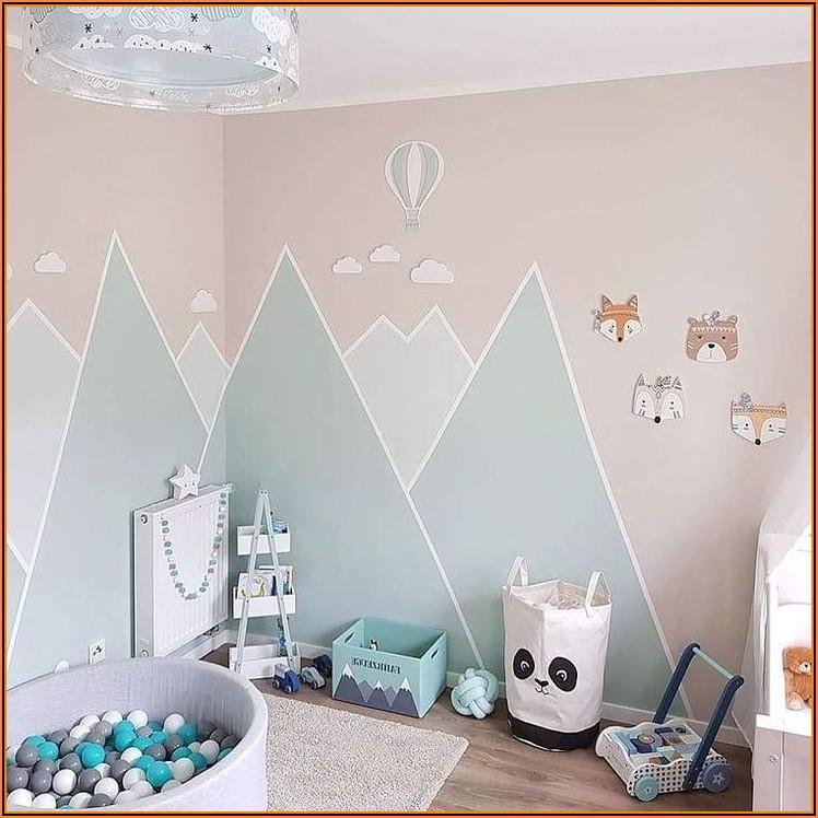 Kinderzimmer Junge Und Mädchen Gestalten