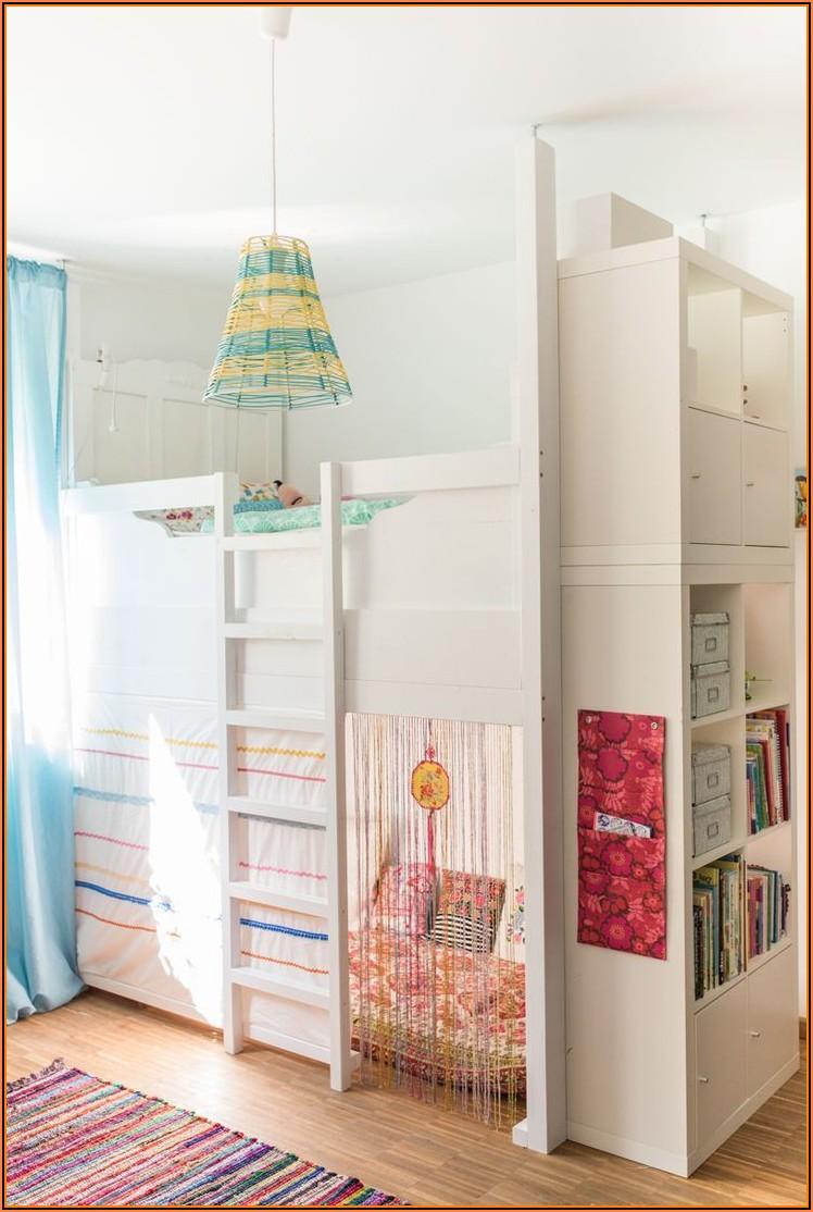 Kinderzimmer Mädchen Mit Hochbett