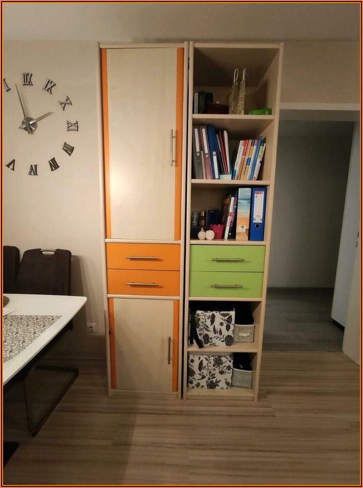 Kinderzimmer Regal Mit Schubladen
