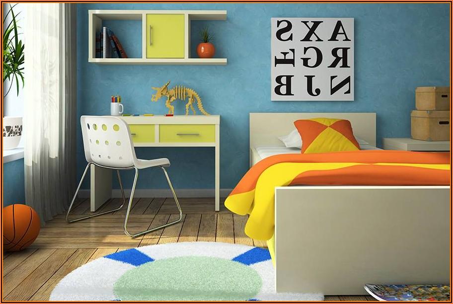 Kinderzimmer Streichen Farbe