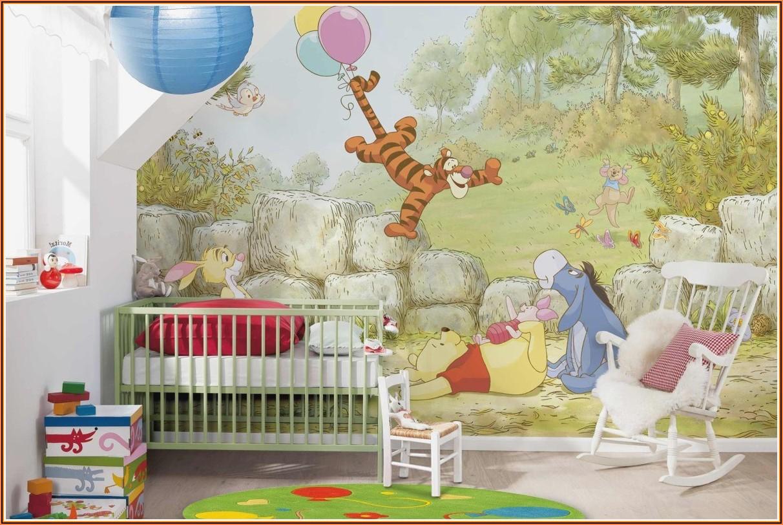 Kinderzimmer Vorhänge Winnie Pooh