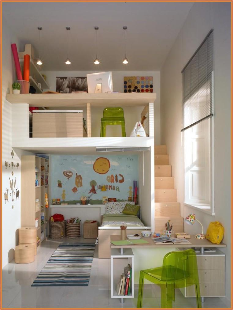 Kleines Kinderzimmer Für 2 Kinder Gestalten