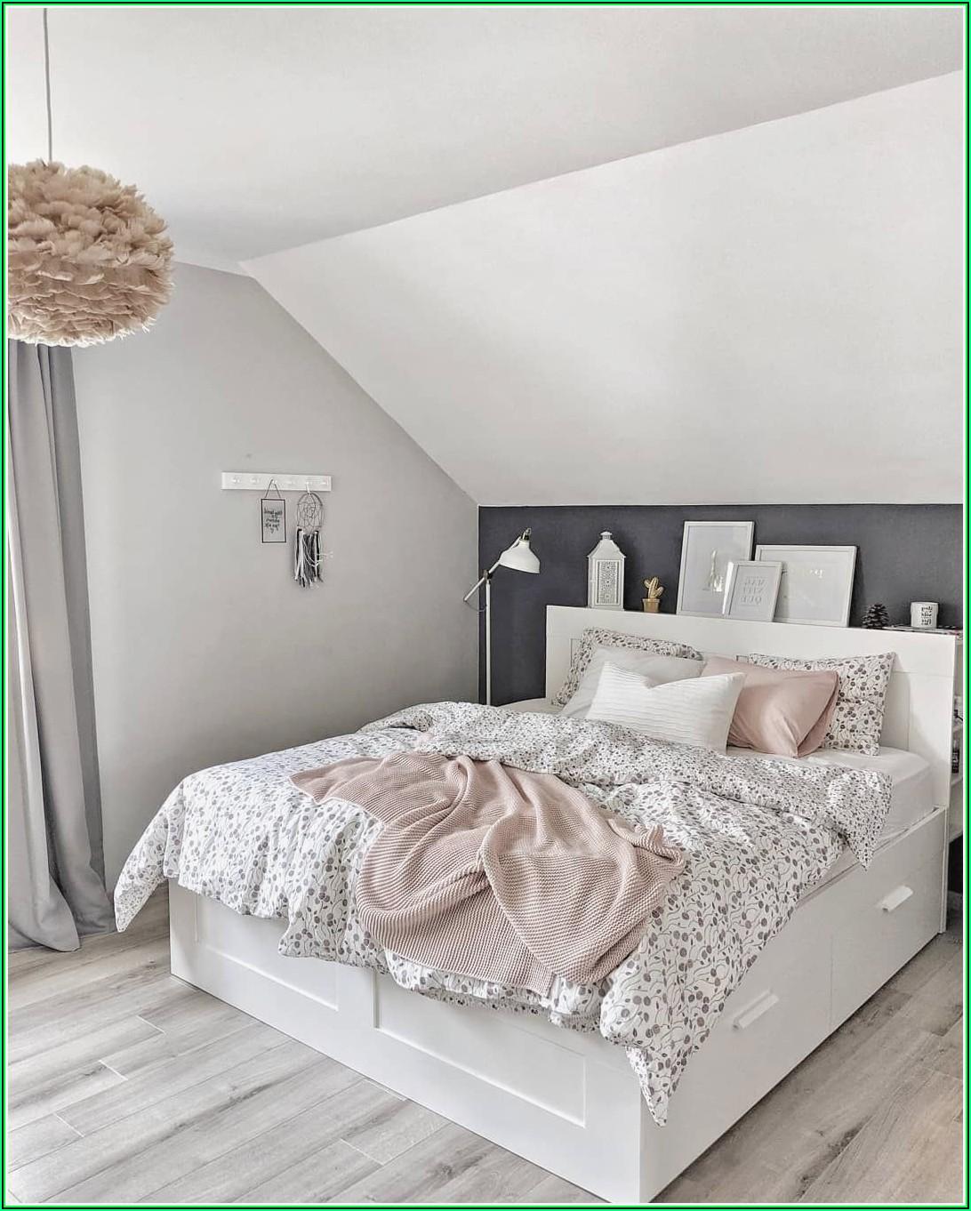 Kleines Schlafzimmer Ikea