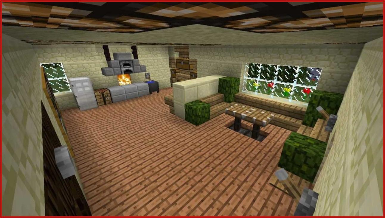 Minecraft Küche Ideen