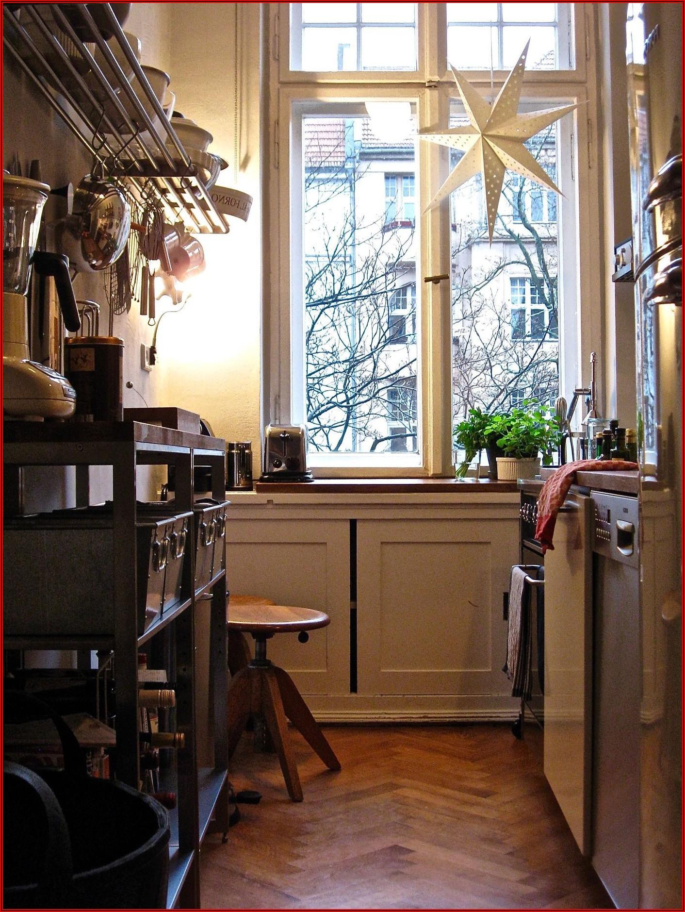 Pfiffige Ideen Für Kleine Küchen