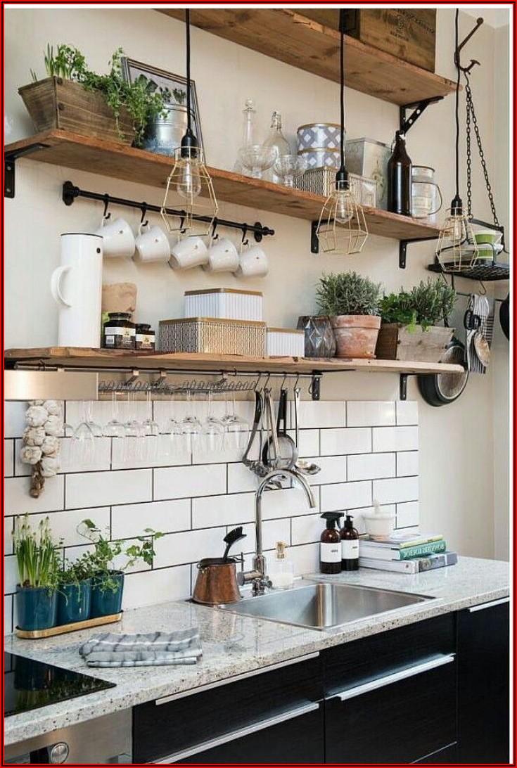Pinterest Ideen Für Kleine Küchen
