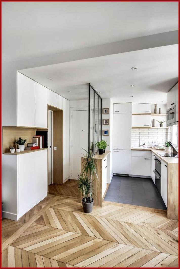 Raumteiler Ideen Küche