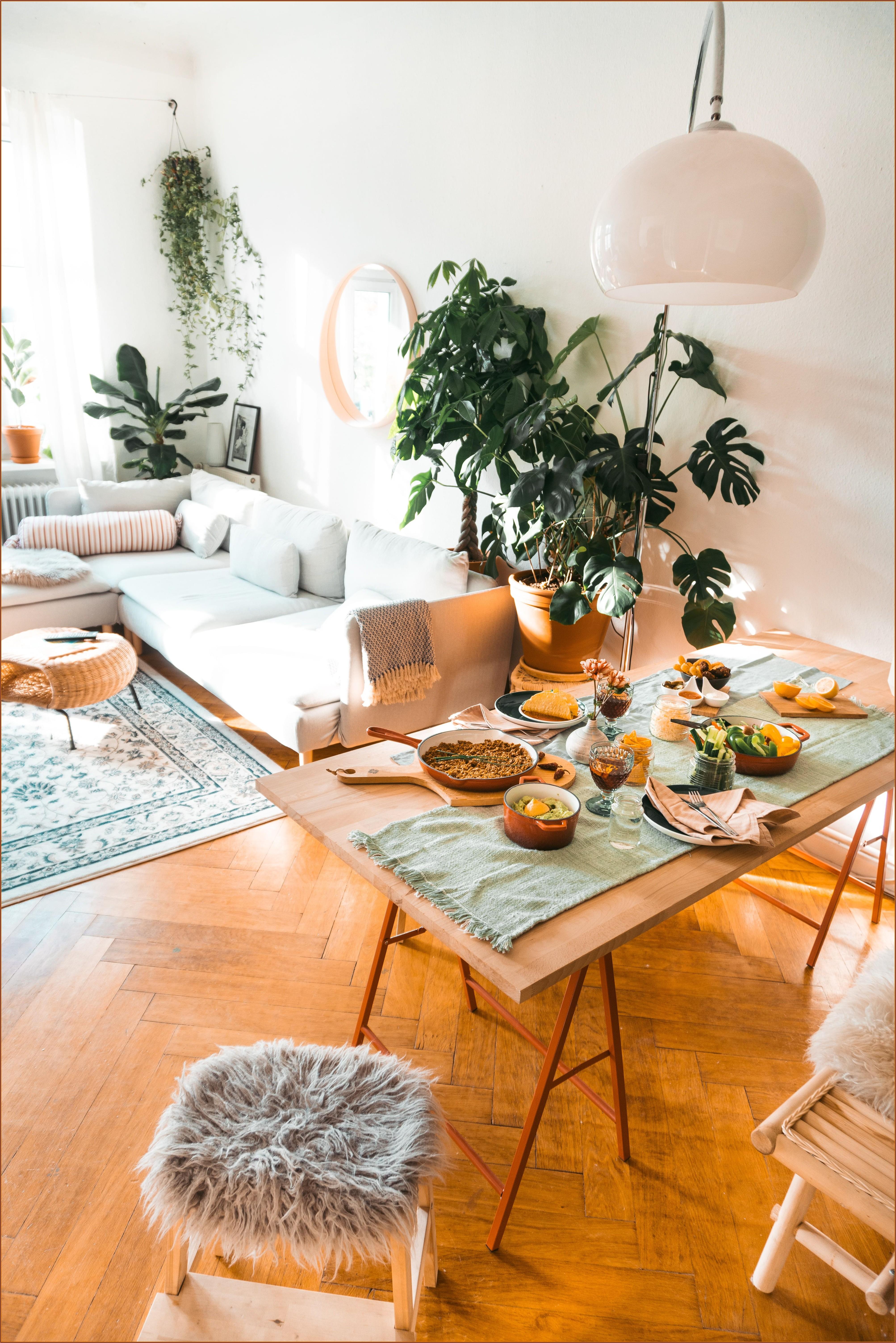 Schöne Wohn Esszimmer