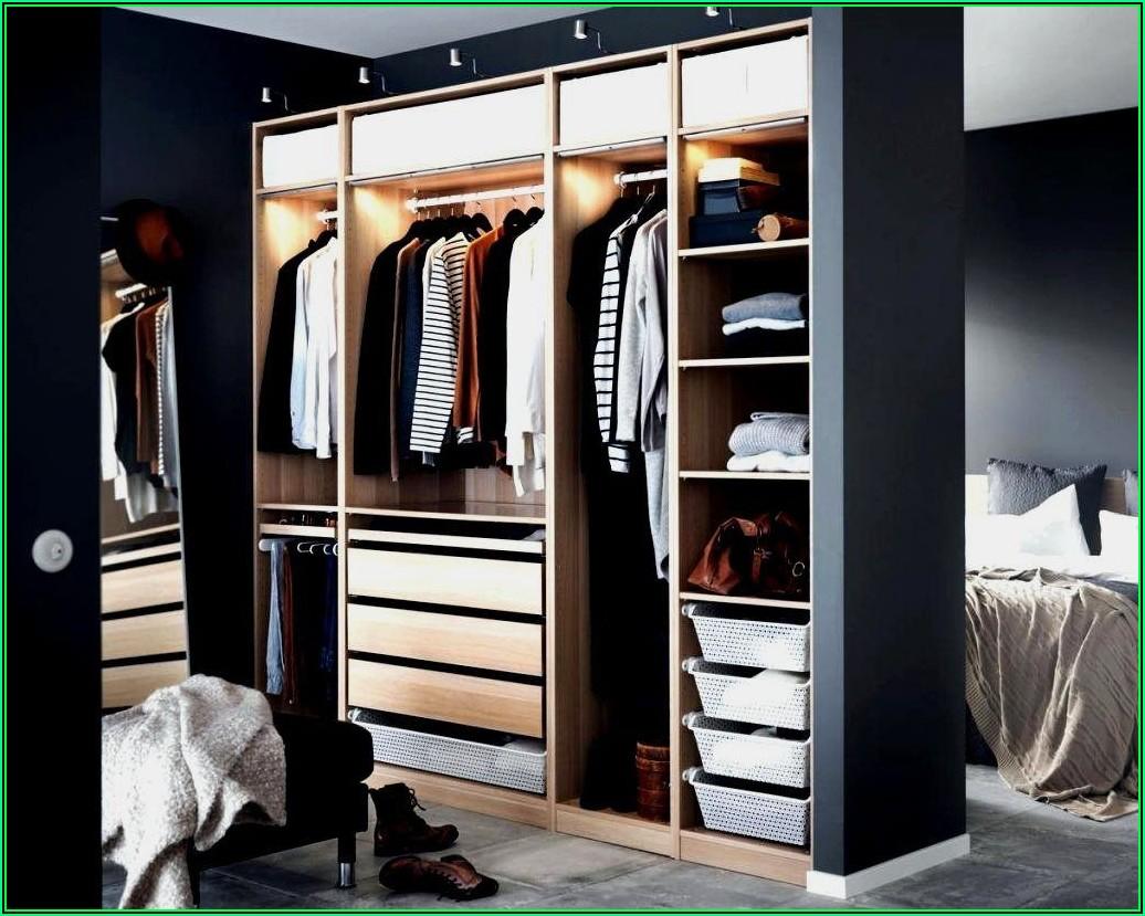 Schlafzimmer Schrank Grau Ikea