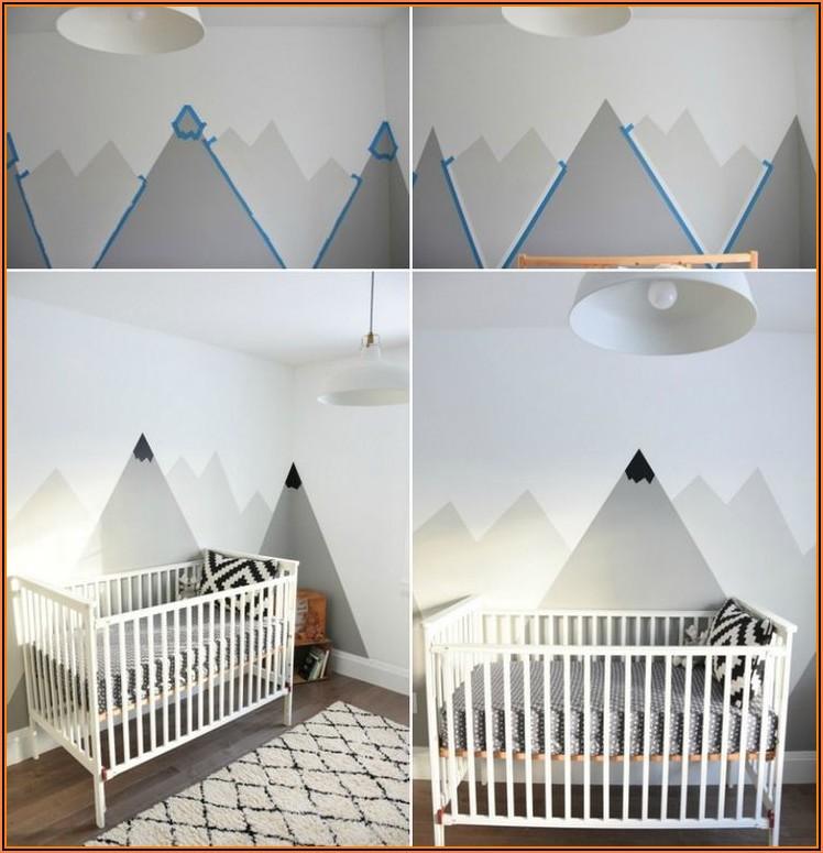 Selber Machen Wandgestaltung Kinderzimmer