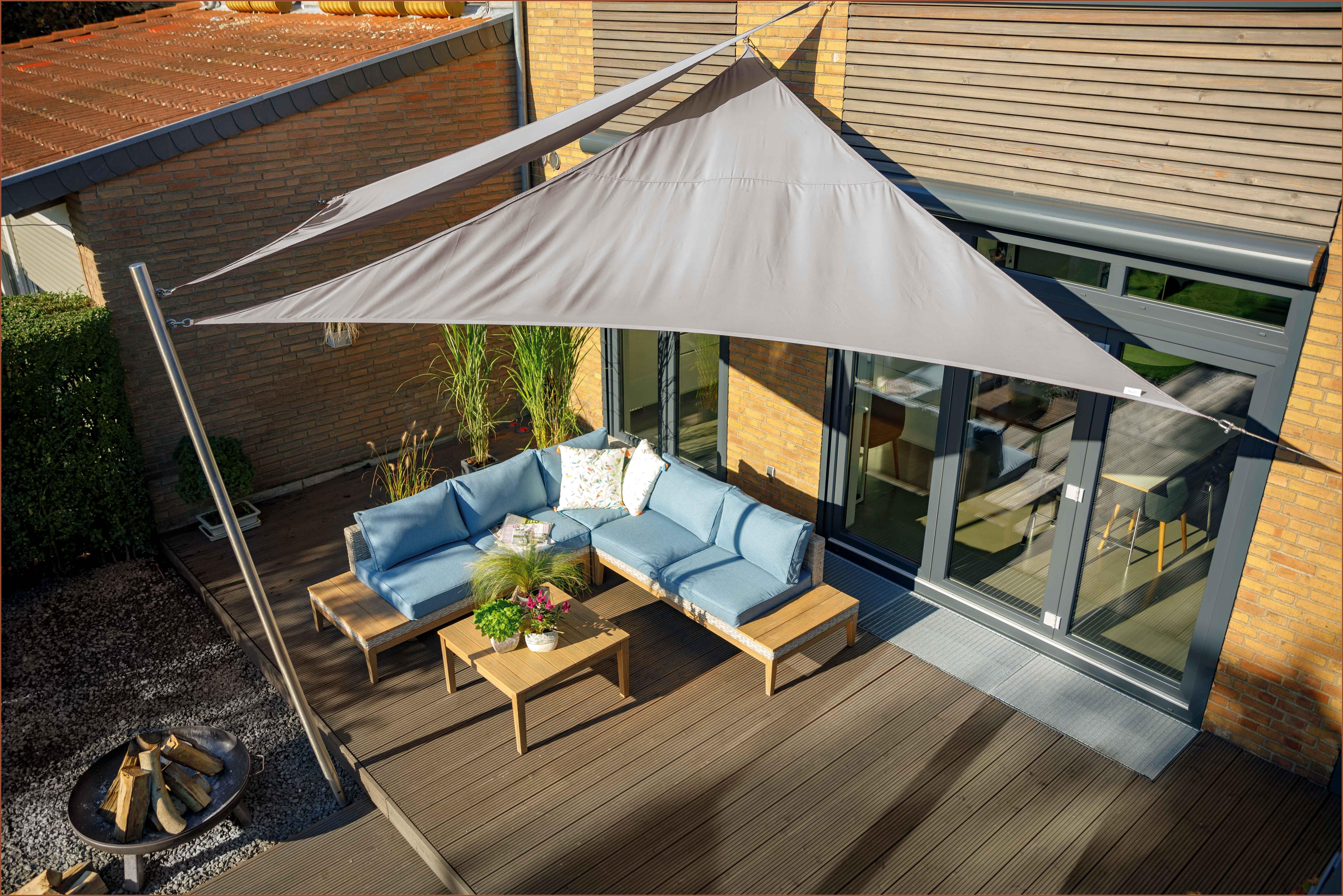 Sonnenschutz Terrasse Bilder