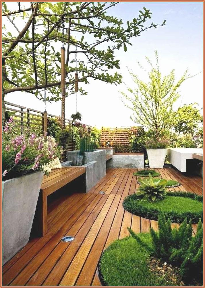 Terrasse Anlegen Bilder